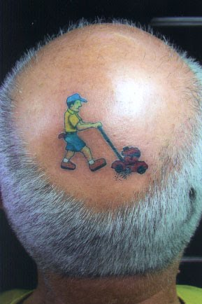 funny tattoos pictures. WORST TATTOOS!
